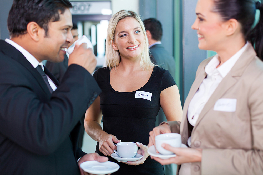 business people networking